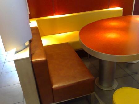 Einer unserer größten Stammkunden sind viele McDonald's Filialen in NRW und Hessen